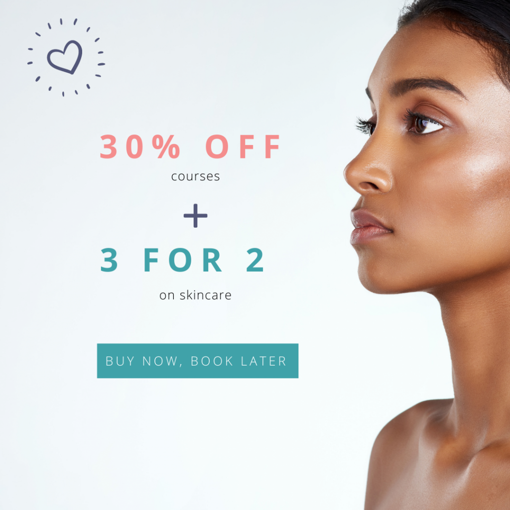 Valentine's Special at London Real Skin